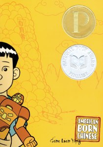 Cover of American Born Chinese