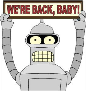 Bender-Were-Back