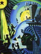 Lois Mailou Jones The Ascent of Ethiopia, 1932, oil on canvas_jpg