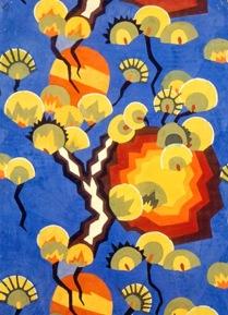 Lois Mailou JonesTextile Design for Cretonne, 1928
